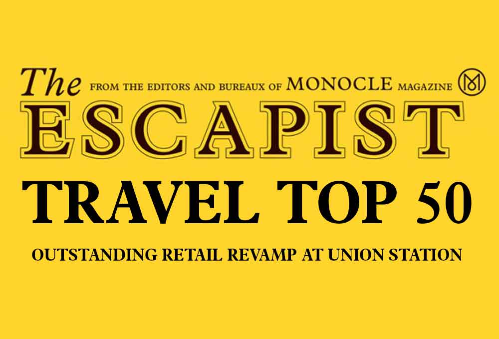 The Escapist Travel Top 50