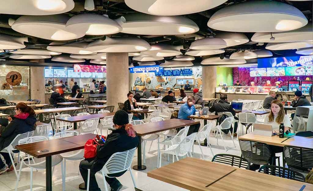 Union Food Court